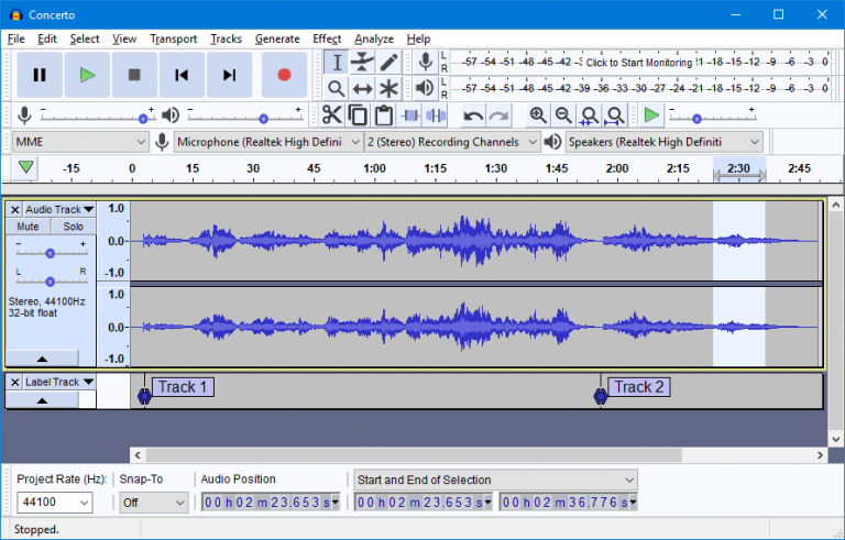 free music making software for beginners